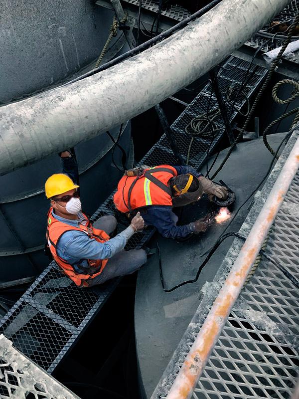 servicios de medición de flujo, presión, temperatura y más.
